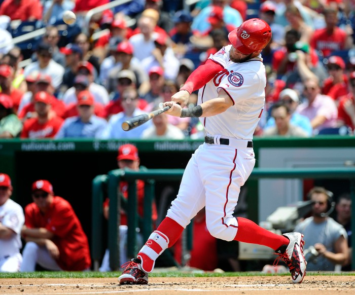 MLB: Miami Marlins at Washington Nationals